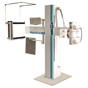 X-ray device - Fluorograph (X-ray system for chest) with digital image processing FDIP-12 (11) without cabin