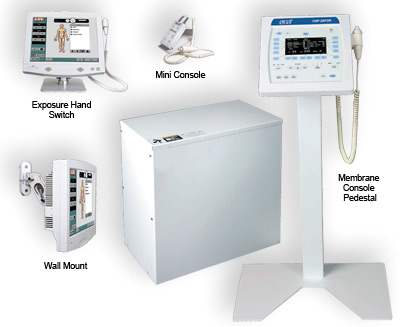 X-ray generator CMP-200-DR